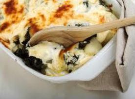 The Bomb--spinach Casserole Recipe