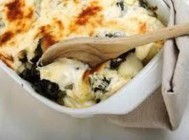 The Bomb--spinach Casserole