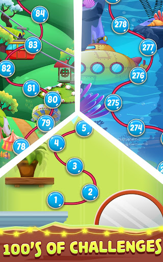 Crazy Story - Match 3 Games android2mod screenshots 6