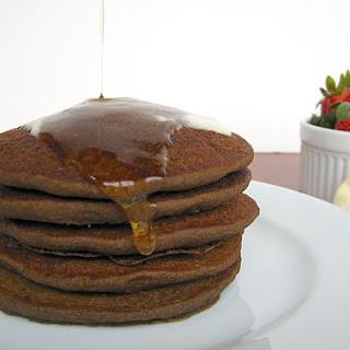 Yeasted Buckwheat Pancakes Recipe