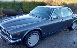 Jaguar XJ Sovereign V12 Rent Hordaland