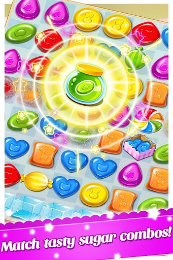 Sugar Blast -Match Smash Candy