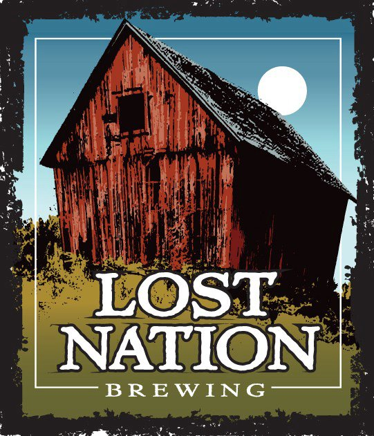 Logo of Lost Nation Rustic Ale