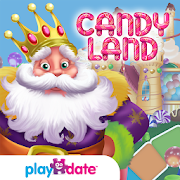 App Icon for Candy Land : The Land of Sweet Adventures App in Spain Play Store