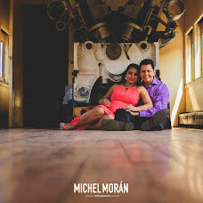 Wedding photographer Michel Morán (MichelMoran). Photo of 08.02.2017