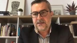 Juan Antonio Lorenzo, portavoz del PSOE en Diputación.