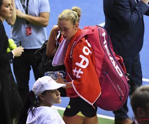 """Elise Mertens zoekt geen excuses: """"Ik ben op zoek naar mijn beste tennis"""""""