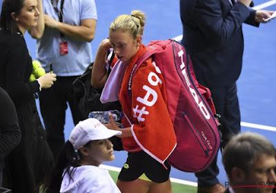 Classement WTA: Elise Mertens perd deux places, Naomi Osaka conserve la tête