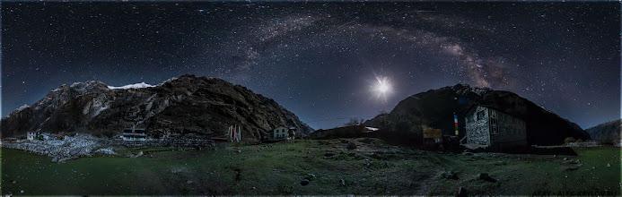 Photo: Langtang