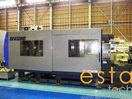Sumitomo SE450HD-C560HP (2008) All Electric Plastic Injection Moulding Machine
