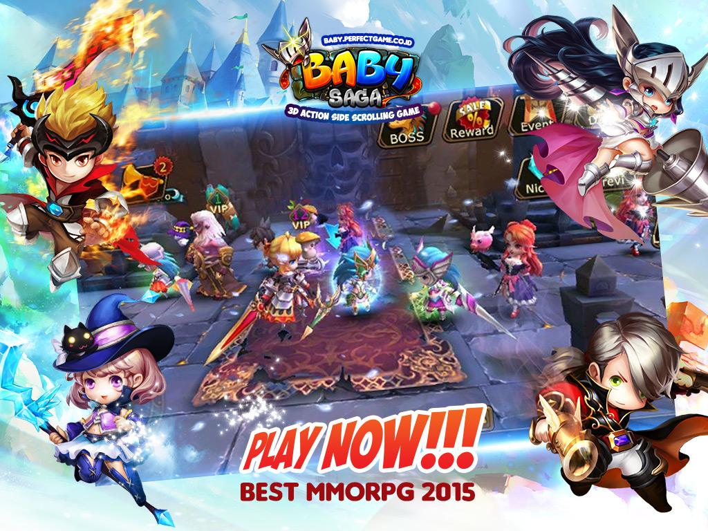 Baby Saga Android Apps On Google Play