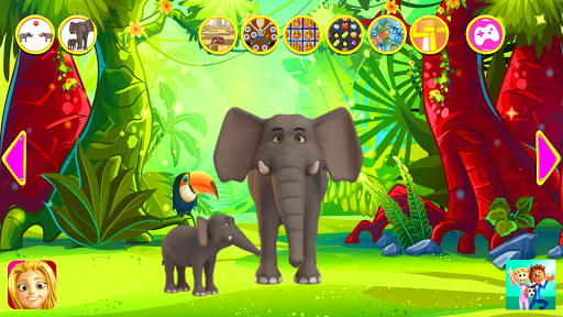 Talking Elephant King Red