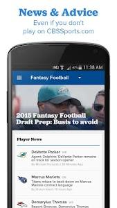 CBS Sports Fantasy v2.4.3+1