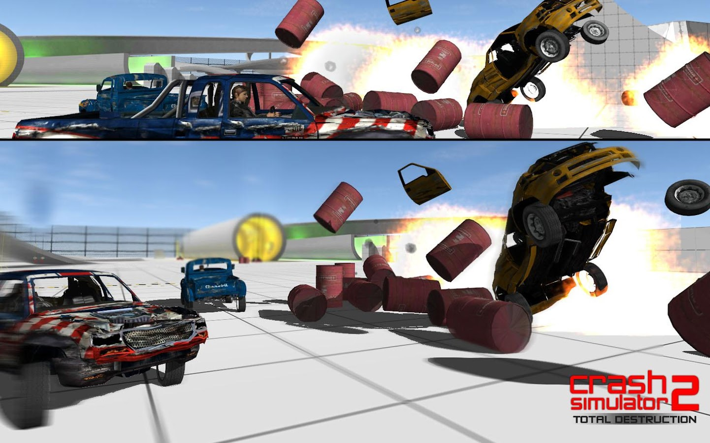 Car Crash 2 Total Destruction - Android Apps on Google Play