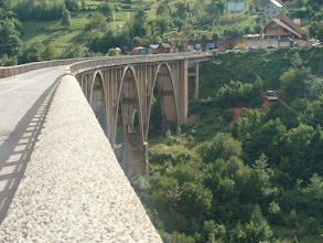 Photo: Most Durdevica Tara - Czrnogóra