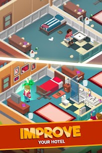 Hotel Empire Tycoon MOD APK 1.7.4 (Unlimited Money) 3