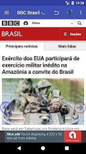 Brazilian Newspapers - náhled
