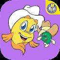 Freddi Fish: Hogfish Rustlers icon
