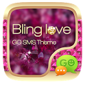 GO SMS PRO BLING LOVE THEME icon