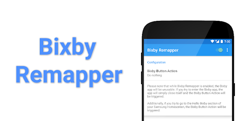 Bixby Button Remapper - Apps on Google Play
