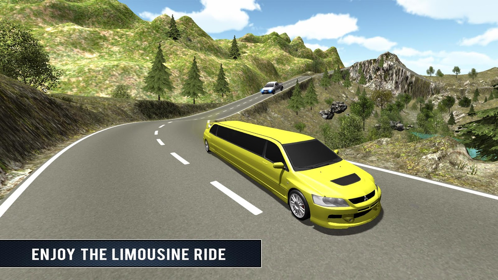 Up Hill Limo Off Road Car Rush Android Apps On Google Play