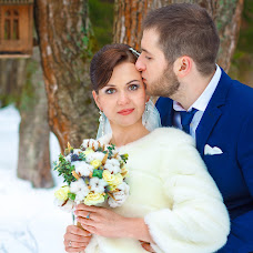 Wedding photographer Kseniya Sergeeva (alika075). Photo of 28.02.2016