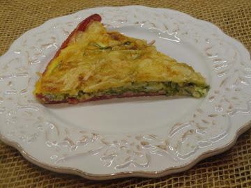 Low Carb Zucchini Quiche Recipe