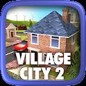 Cité village - sim d'île 2 icon