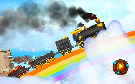 Fun Kids Train Racing Games  screenshots 8