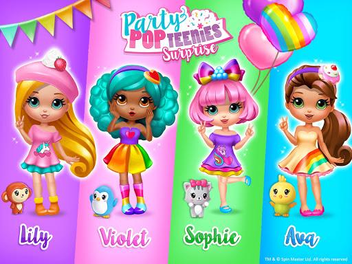 Party Popteenies Surprise - Rainbow Pop Fiesta 1.0.97 screenshots 9