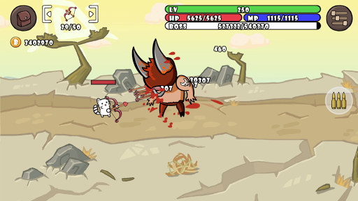 One Gun: Battle Cat Offline Fighting Game screenshots 2