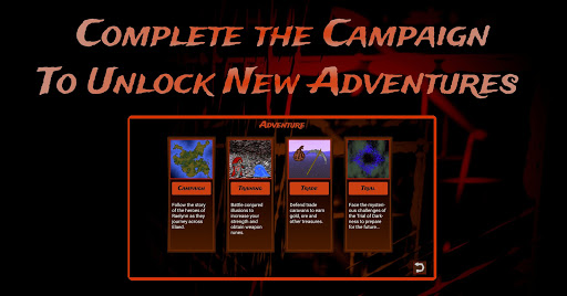 Legacy of Elaed: RPG screenshot 3