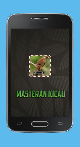 Masteran Kicauan Burung Hwamei