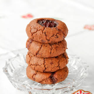 Gianduiotti (Chocolate Hazelnut Cookies).