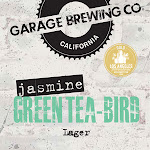 Garage Jasmine Green Tea Bird