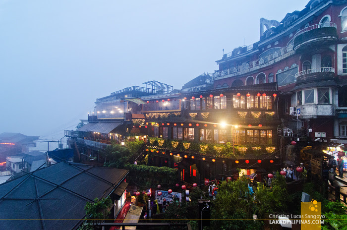 Jiufen Old Street Taiwan Grand Tea House