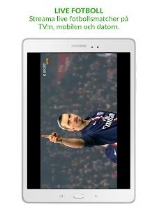 Fotbollskanalen screenshot 8