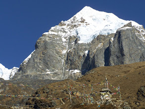 Photo: Pangboche : Taweche