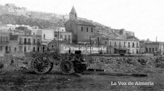 La primitiva iglesia de San Roque