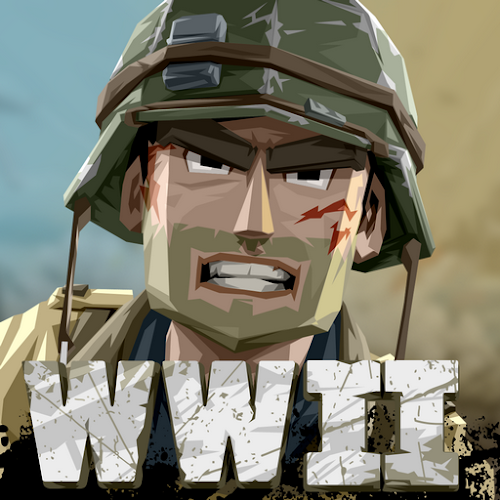 World War Polygon: WW2 shooter  (Mod Ammo) 1.81mod