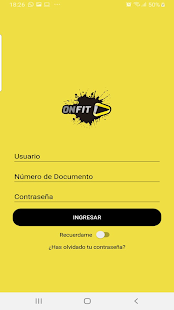 Download ONFIT For PC Windows and Mac apk screenshot 1