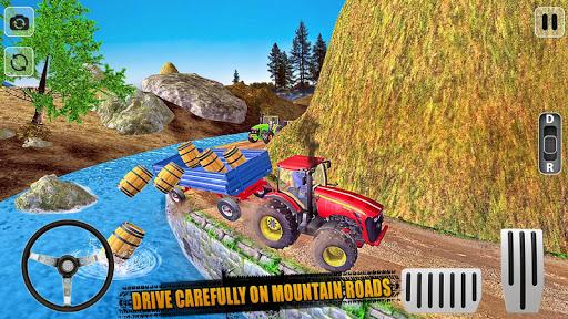 Heavy Tractor Drive Simulator 3D 1.0 screenshots 10