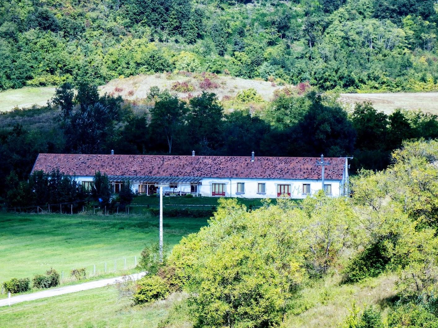 Becske - Megvilágosodás Sztúpa a Csiga-hegyen