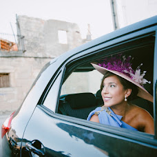 Wedding photographer Dani Mantis (danimantis). Photo of 29.11.2017