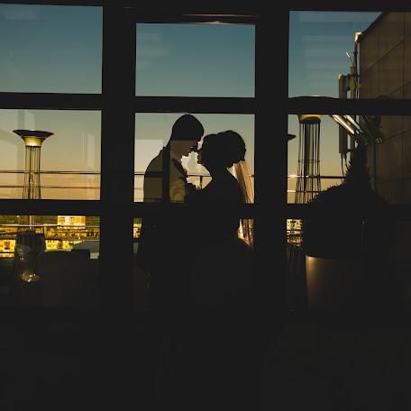 Wedding photographer Evgeniy Kirvidovskiy (kontrast). Photo of 30.07.2017