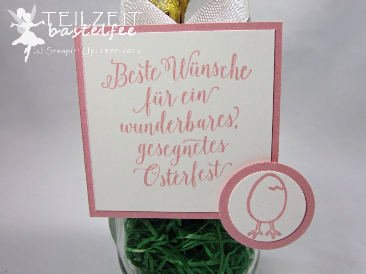 Stampin' Up! – In{k}spire_me #295, Ostern, Easter, Hasenparade, Everybunny, Wunderbare Worte, Suite Sayings, Hey Chick