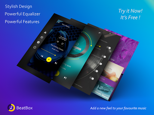 Music Player 1.1.35 b screenshots 2
