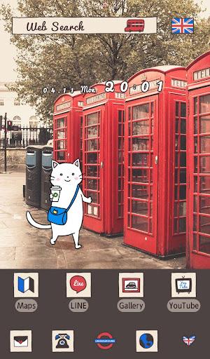 玩免費個人化APP|下載ロンドンの街角 壁紙きせかえ app不用錢|硬是要APP