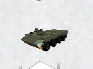 最強の装甲車
