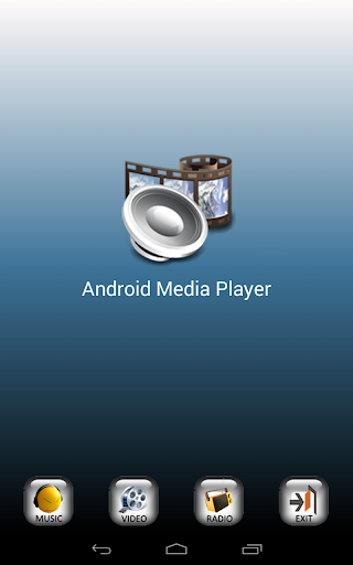Android Media Player screenshot 8